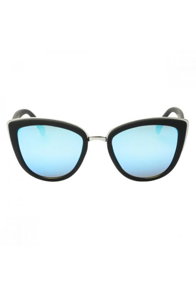 e55c67f73154a Quay Australia my girl black and blue Sunglasses