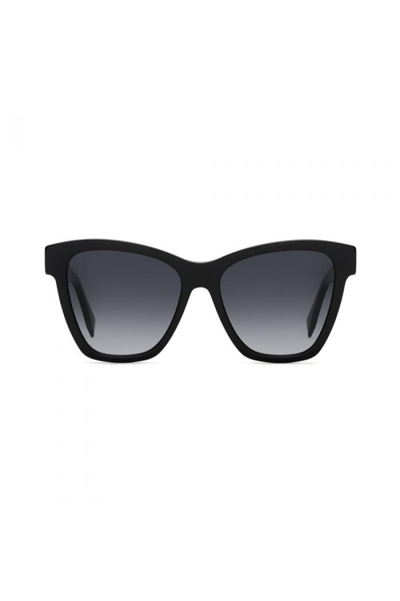 33b85bed08e Fendi - Cateye Dark Grey Gradient   Black Sunglasses