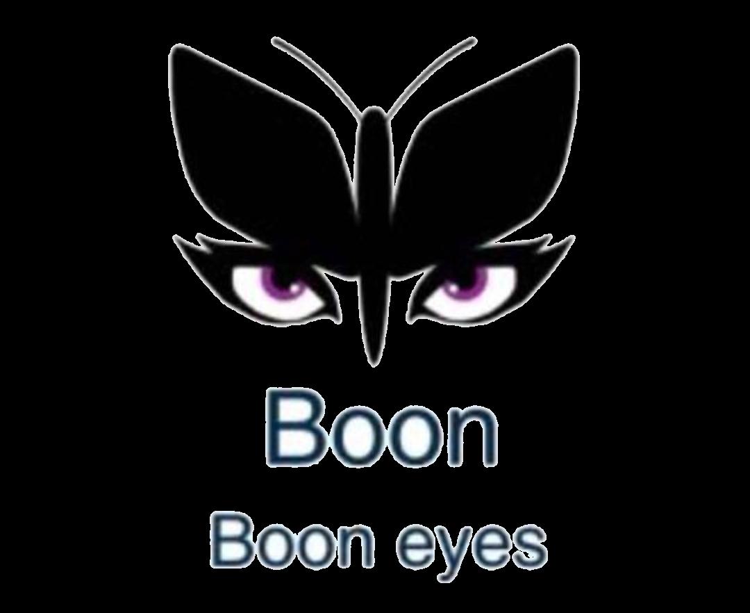 Boon Boon Eyes